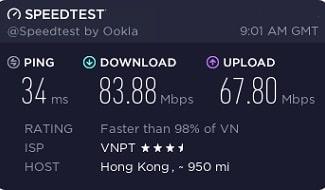 Fiber 70Mbps