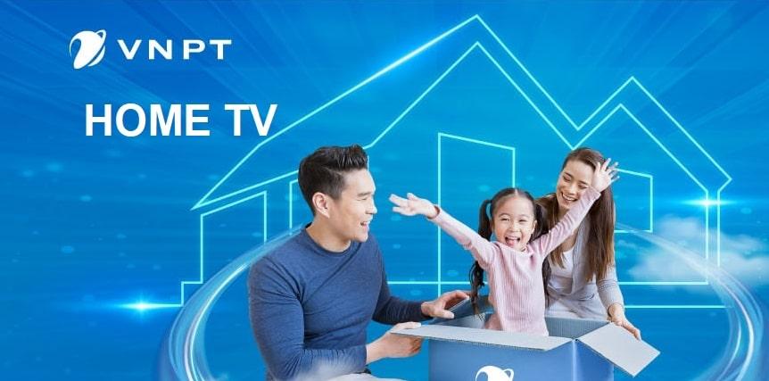 Dịch vụ HomeTV VNPT